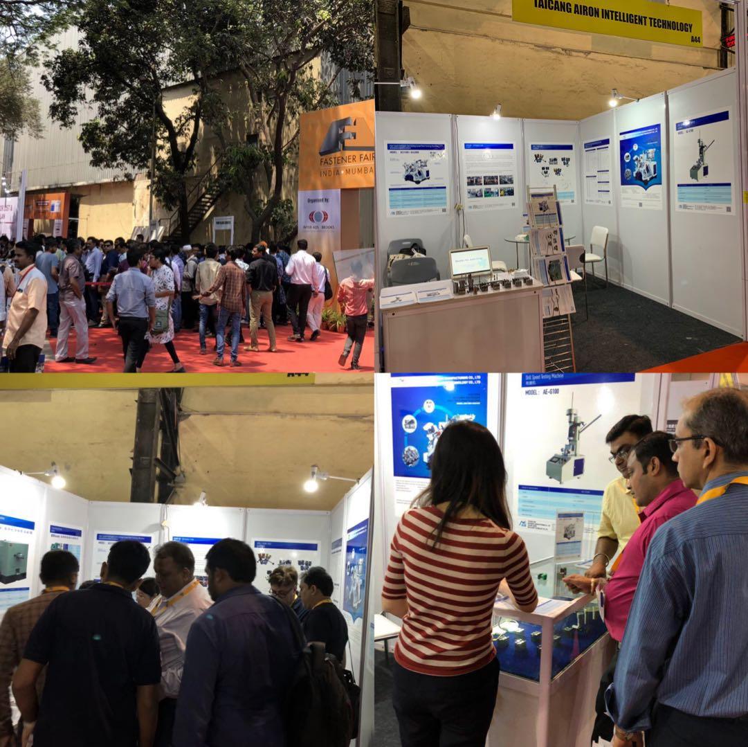 Airon attend Fastener Fair Mumbai 2019.jpg